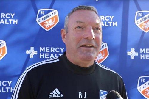 FC Cincinnati soccer coach Ron Jans resigns amid investigation into racial slurs