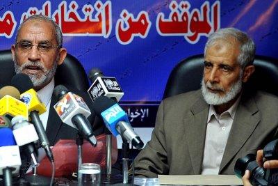 Egypt arrests Muslim Brotherhood leader Mahmoud Ezzat