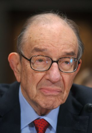 Greenspan: Roll back all tax cuts