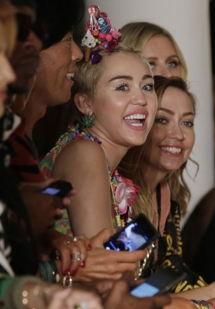 Miley Cyrus shares cover of Led Zeppelin's 'Babe, I'm Gonna Leave You'