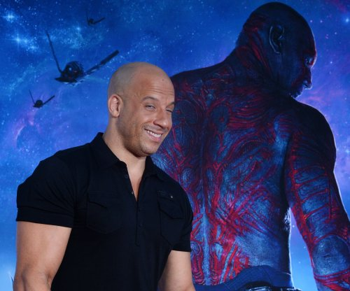 Vin Diesel teases fans with image of himself as Black Bolt in Marvel's 'Inhumans'
