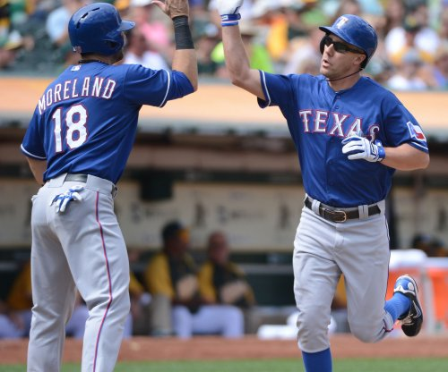 Mitch Moreland drives Texas Rangers past Minnesota Twins