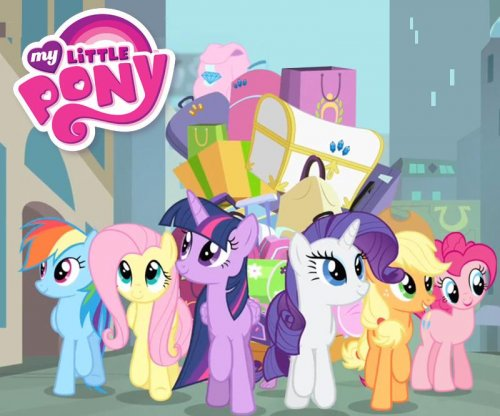 'My Little Pony' movie set for release in 2017