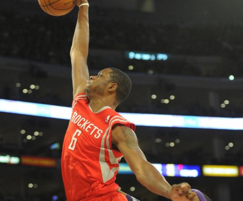 Houston Rockets F Terrence Jones out after car accident
