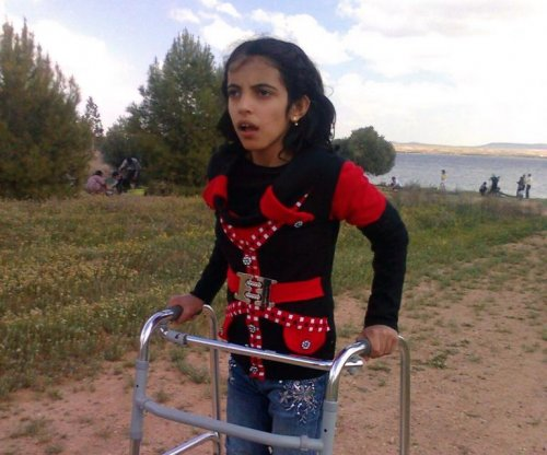 My voyage from Syria to Europe in a wheelchair