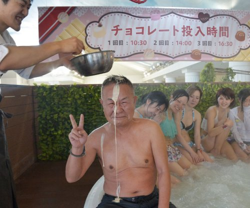 Japanese resort offers unique spa treatments