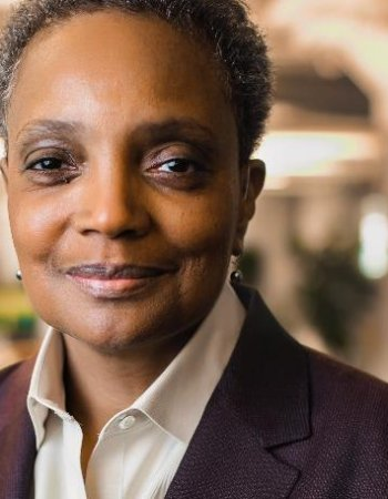 Watch live: Chicago swears in Mayor-elect Lori Lightfoot