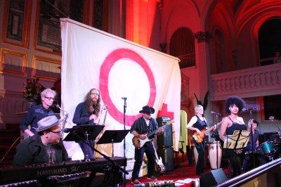 Healthcare unplugged: O+ Festival trades care for art