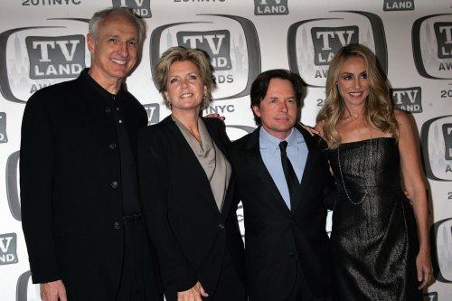 Meredith Baxter marries Nancy Locke in LA