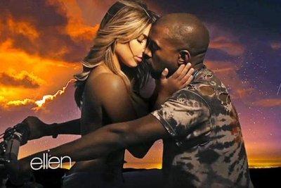 Kim Kardashian responds to 'Bound 2' parody