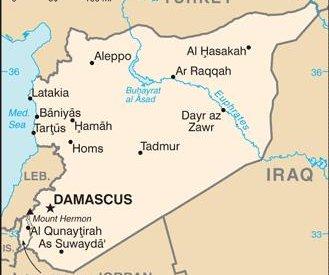 35 killed in Syrian military plane crash, al-Qaida claims credit