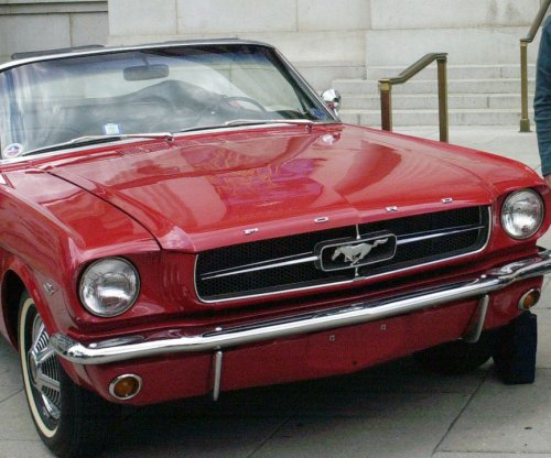 Man charged with killing couple who sought classic Mustang