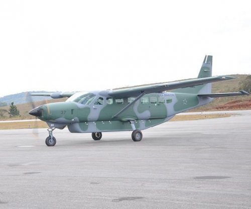 Orbital ATK weaponizes Lebanese Air Force Cessna