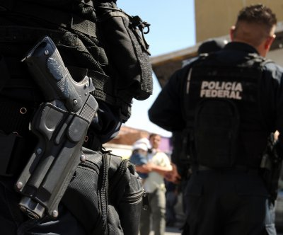 Nine suspected criminals killed in Mexican border town shootout