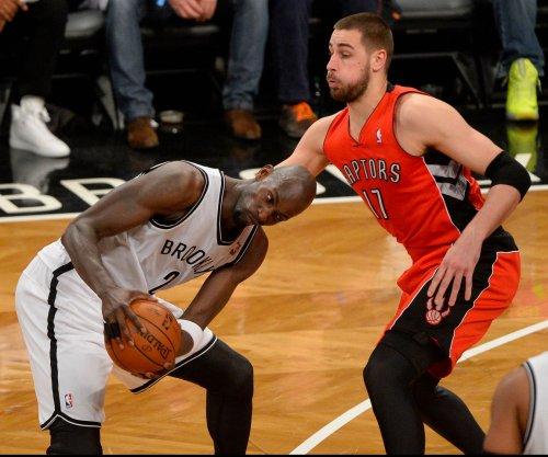 Toronto Raptors C Jonas Valanciunas out for Game 2 versus Cleveland Cavaliers