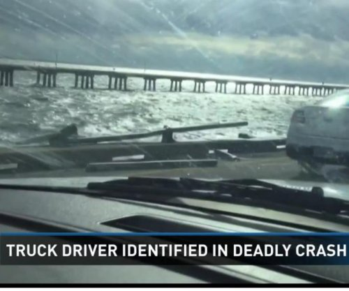 N.C. trucker dies after fall off Chesapeake Bay Bridge-Tunnel
