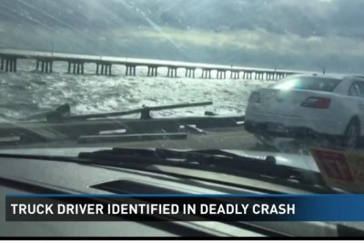 N.C. trucker dies after fall off Chesapeake Bay Bridge-Tunnel