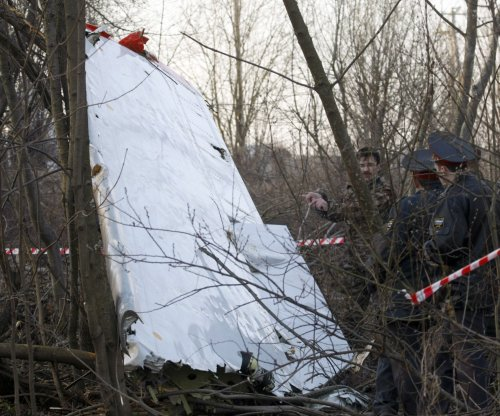 Polish prosecutors: Russians 'deliberately' caused jet crash