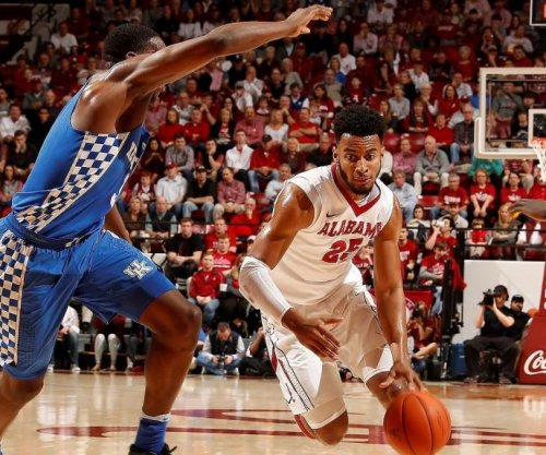 Alabama F Braxton Key withdraws from NBA Draft