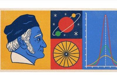 Google Doodle honors mathematician Johann Carl Friedrich Gauss
