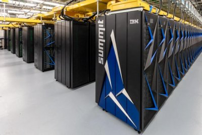 U.S. supercomputer bests Chinese model as world's most powerful