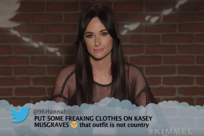 Kacey Musgraves, Rascal Flatts read Mean Tweets on 'Kimmel'