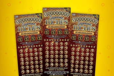 Florida man wins $100,000 lottery prize during North Carolina vacation