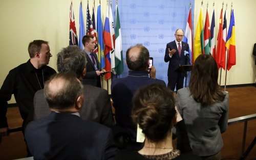 U.N. forms monitoring team for Ukraine