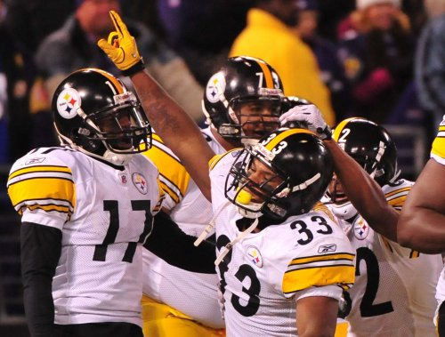 NFL: Pittsburgh 13, Baltimore 10