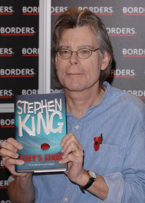 Stephen King details new film 'A Good Marriage'
