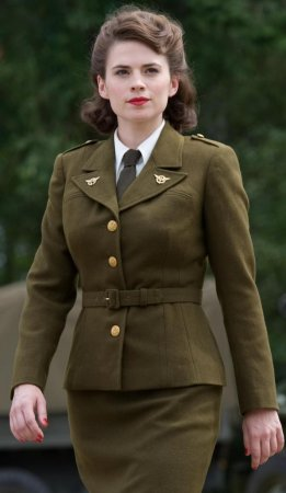Hayley Atwell to reprise Peggy Carter in 'Ant-Man'