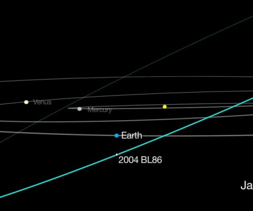 Watch a giant asteroid pass by Earth on Monday