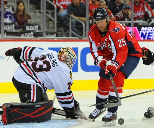 Washington Capitals' Jason Chimera fined $5,000