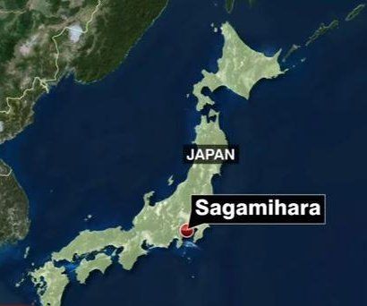 Nearly two dozen dead in knife attack near Tokyo, police say