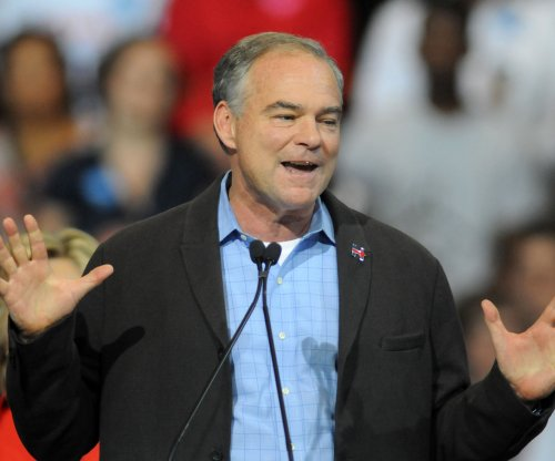U.S. vice presidential candidate Tim Kaine to appear on Thursday's 'Late Show'