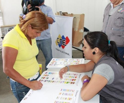 Venezuela's election commission closes offices nationwide, citing protest threats