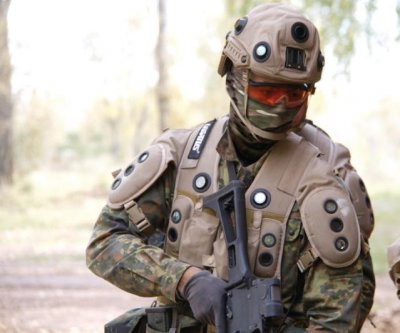 Rheinmetall modernizing German army training center