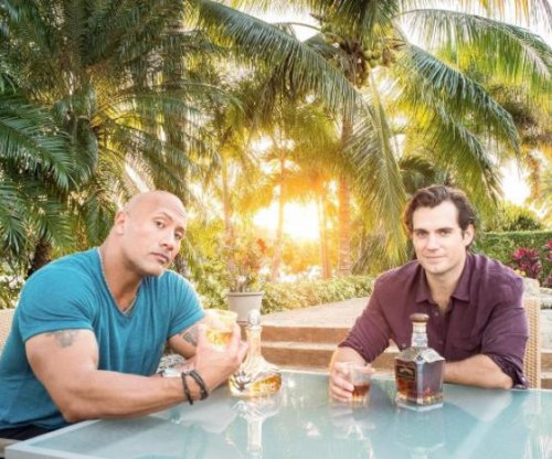 Dwayne Johnson, Henry Cavill tease Black Adam, Superman crossover