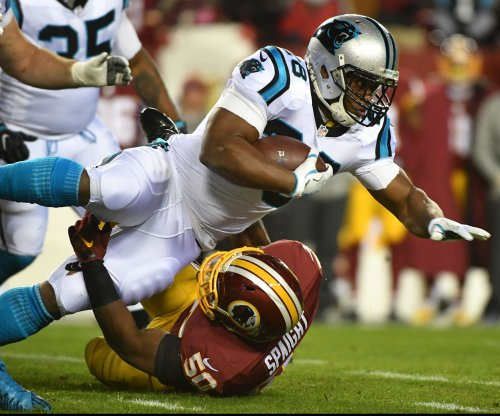 Carolina Panthers give extension to RB Jonathan Stewart