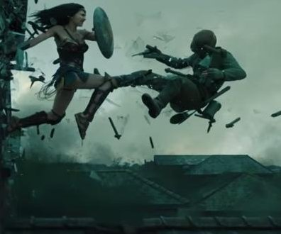 Gal Gadot displays power, unity in new 'Wonder Woman' TV spots
