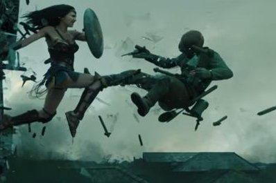 Gal Gadot displays power, unity in new 'Wonder Woman' TV spots
