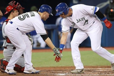 Toronto Blue Jays keep hitting and hitting and hitting in 17-2 victory