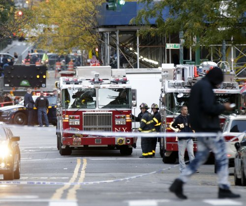 New York truck crash that killed 8 treated as terrorism