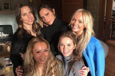 Spice Girls reunite on Victoria Beckham's Instagram