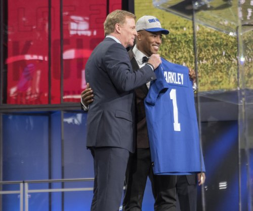 New York Giants RB Saquon Barkley's jersey is NFL's best seller