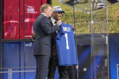 New York Giants RB Saquon Barkley's jersey is NFL's best seller