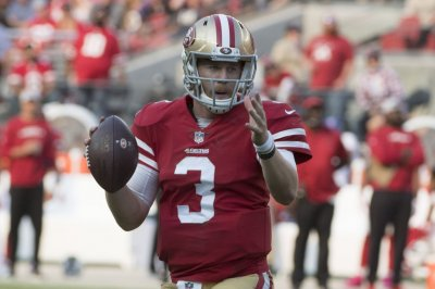 49ers' Joe Staley expresses confidence in C.J. Beathard