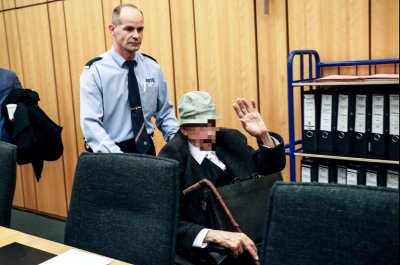Trial starts for man, 94, accused of being Nazi camp guard