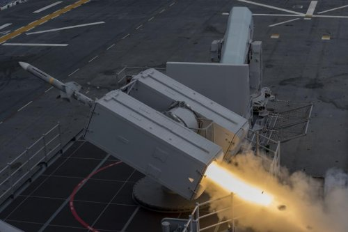 Raytheon awarded $190.5M for Evolved Sea Sparrow Missile production