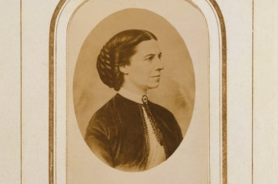 On This Day: Clara Barton founds American Red Cross